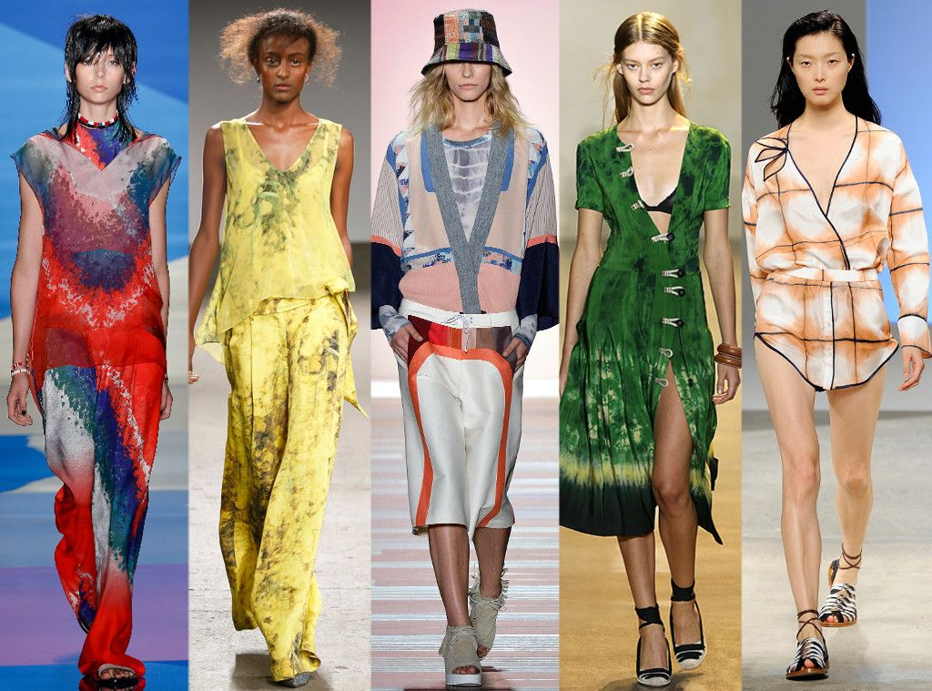 New spring fashion trends 2