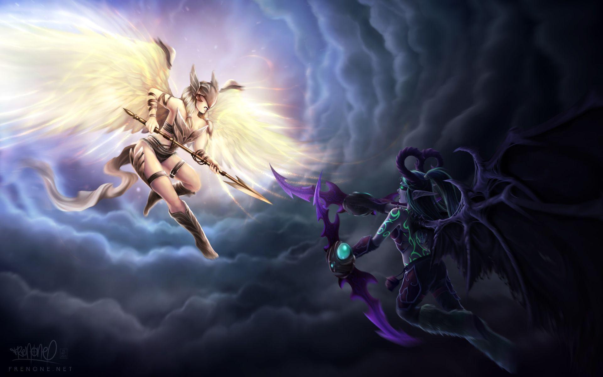 Demon Hunter World Of Warcraft Legion World Of Warcraft Legion