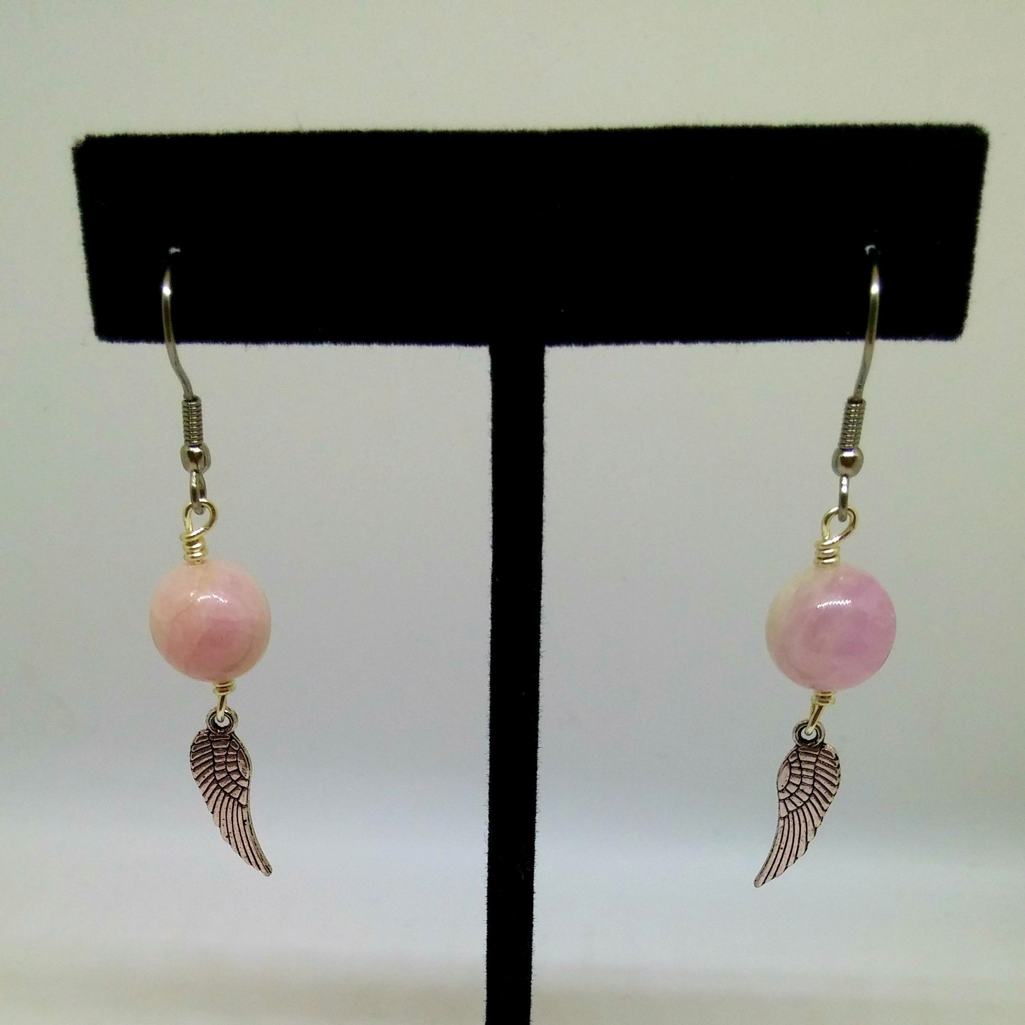 jewels pair csk winter a earrings kunzite white of s and diamond christie gold