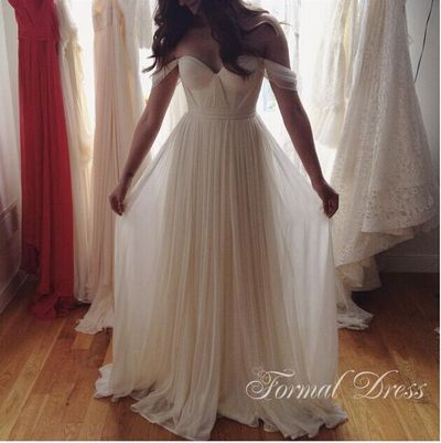 white-long-prom-dress | Tumblr | Pram | Pinterest | Prom dresses ...
