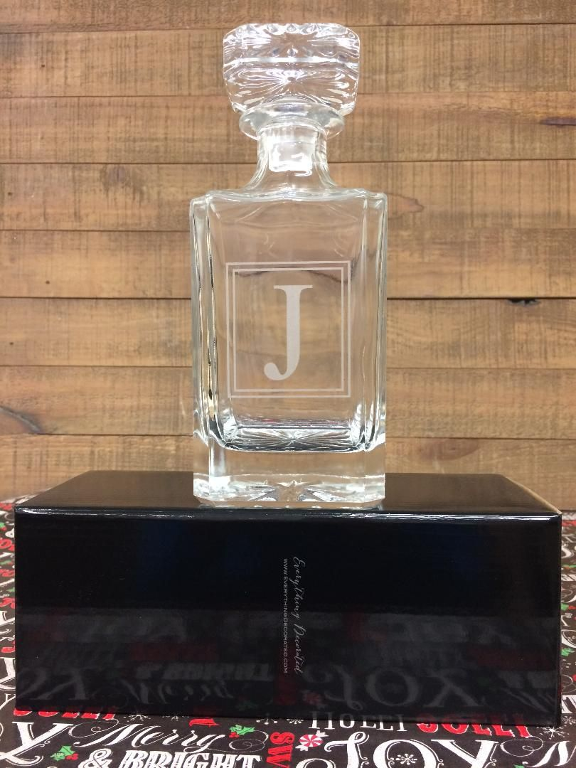 Whiskey Decanter Decanter Gift And Engraved Gifts