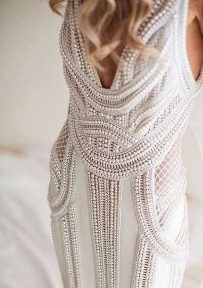 Vestidos de novia estilo art decó: Mejores modelos [FOTOS] - Vestido ...
