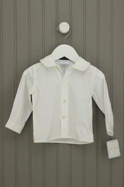 $30 brand new! petit bebe Classic Long Sleeve Shirt 3-6M