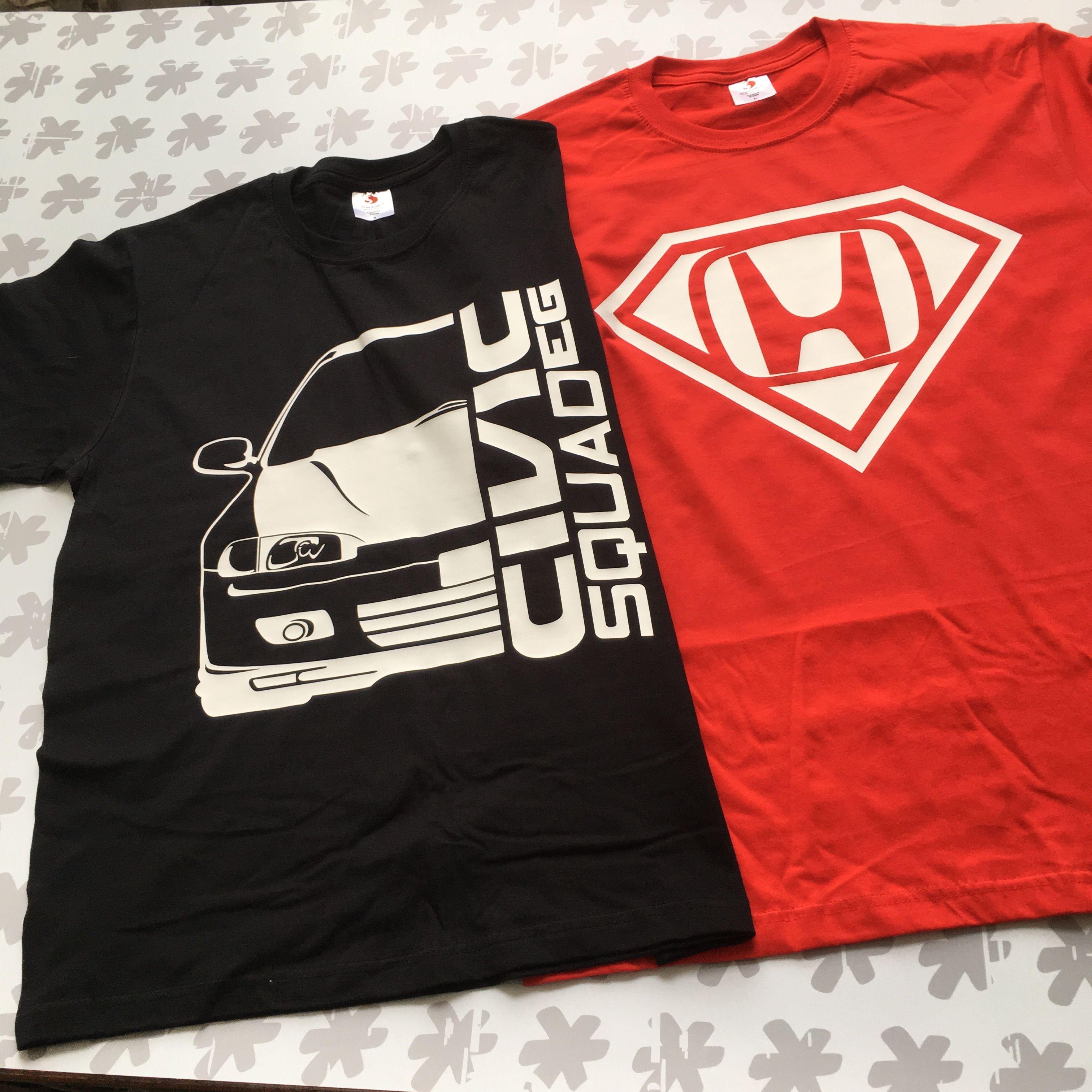 Honda ACCORD T-Shirt VTEC JDM Racing Car Racing T-Shirt Adult Size S-2XL