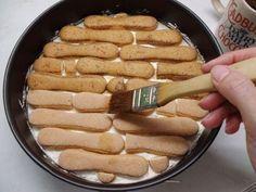 Malakofftorte Rezept #tortenrezepte