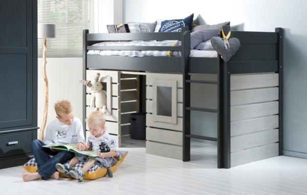 Etagenbett Bussy Gebraucht : Alta meubelen hüttenteile white wash 571611 for the home pinterest
