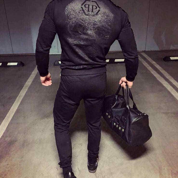 5f055902 Philipp Plein Men's Designer Tracksuit Brutal Model 2019 #fashion #clothing  #shoes #accessories #mensclothing #activewear (ebay link)