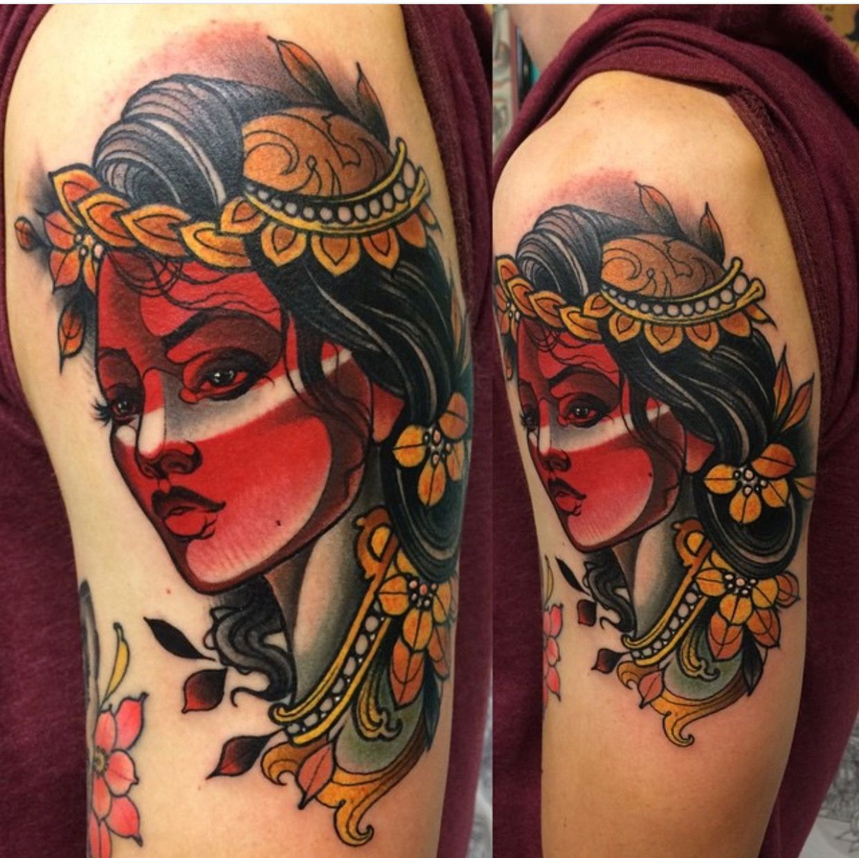 Pin By Brittney Wright On Girlswithtattoos Pinterest Tattoos