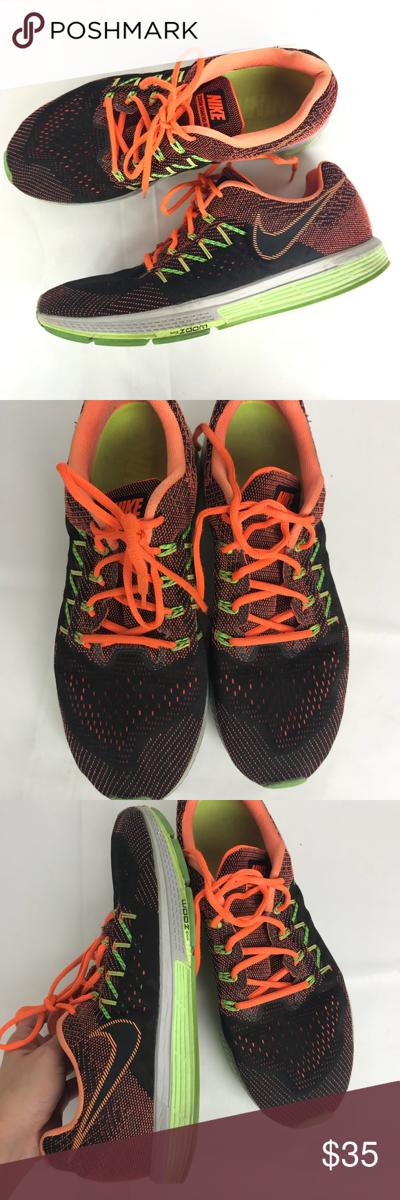 Nike Air Zoom Vomero 10 717440-803 Shoes Men s 12 In great used condition  Normal signs of wear Nike Shoes Athletic Shoes 42c0496fc