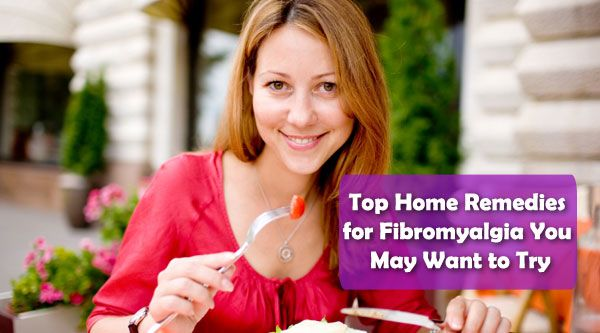 top home remedies for fibromyalgia you may want to try