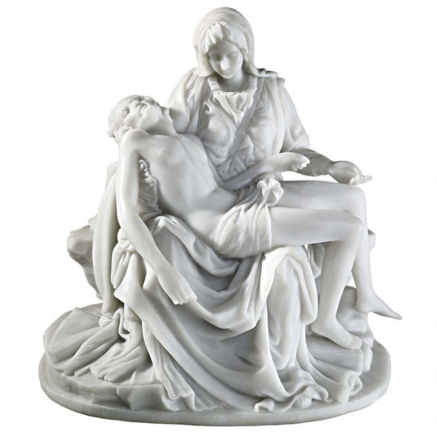 Pieta Bonded Marble Resin: Medium