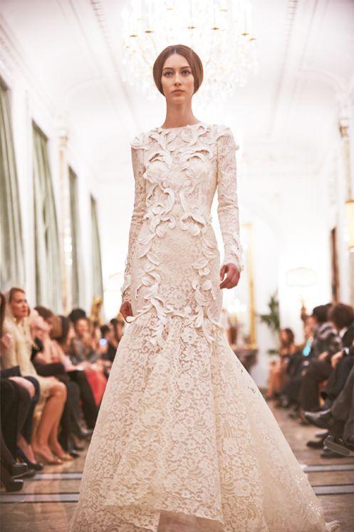 Dolce & Gabbana Haute Couture | The Bride | Pinterest