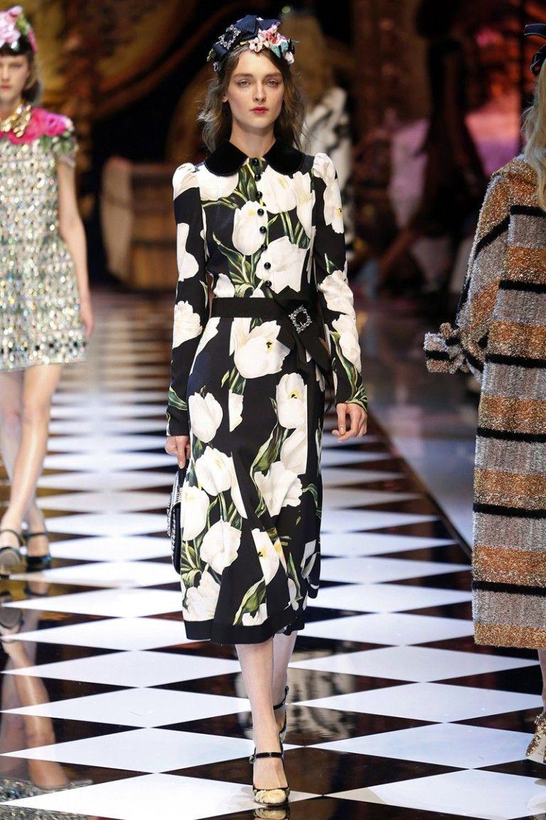 Dolce & Gabbana Otoño Invieno 2016/17 - 13