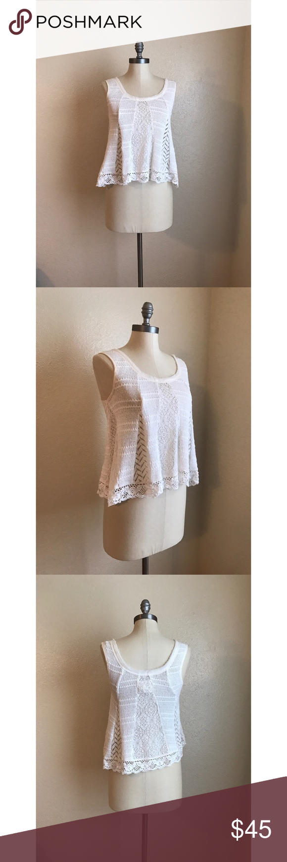 ❤️Anthropologie Meadow Rue Tank❤️ Excellent condition. Knit tank. Size xsmall. No rips, stains or tears. Anthropologie Tops Tank Tops