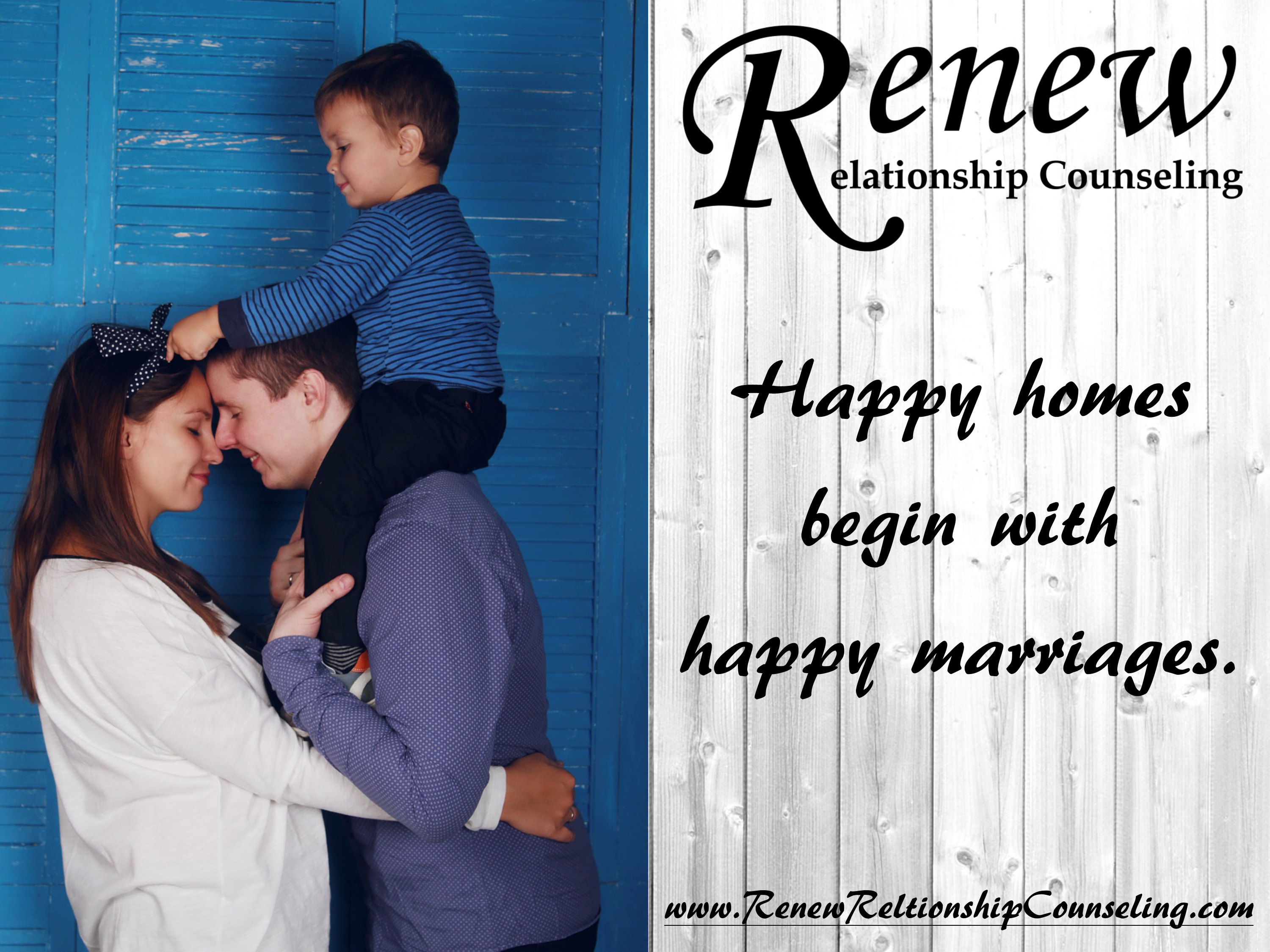Happy homes begin with happy marriages Relationship