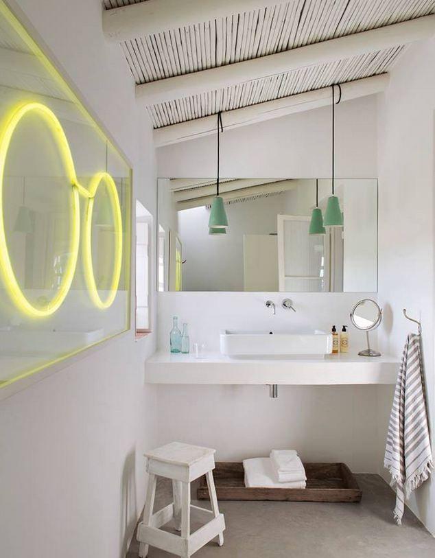 Épinglé Par Julião Pinto Leite Sur Low Cost Pinterest - Enseigne salle de bain