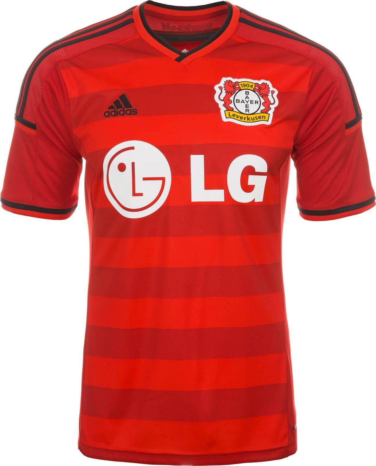 a14497cbd Guide to Picking Your Bundesliga Side  Bayer 04 Leverkusen - 32 Flags