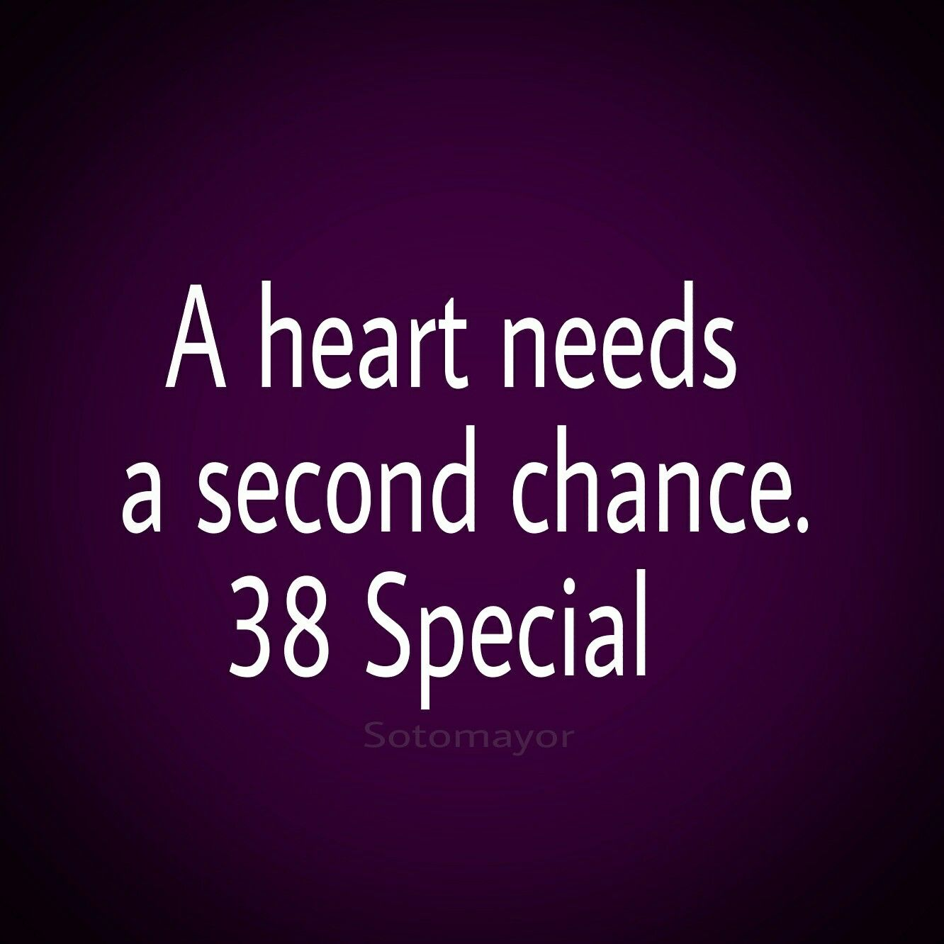 this heart needs a second chance