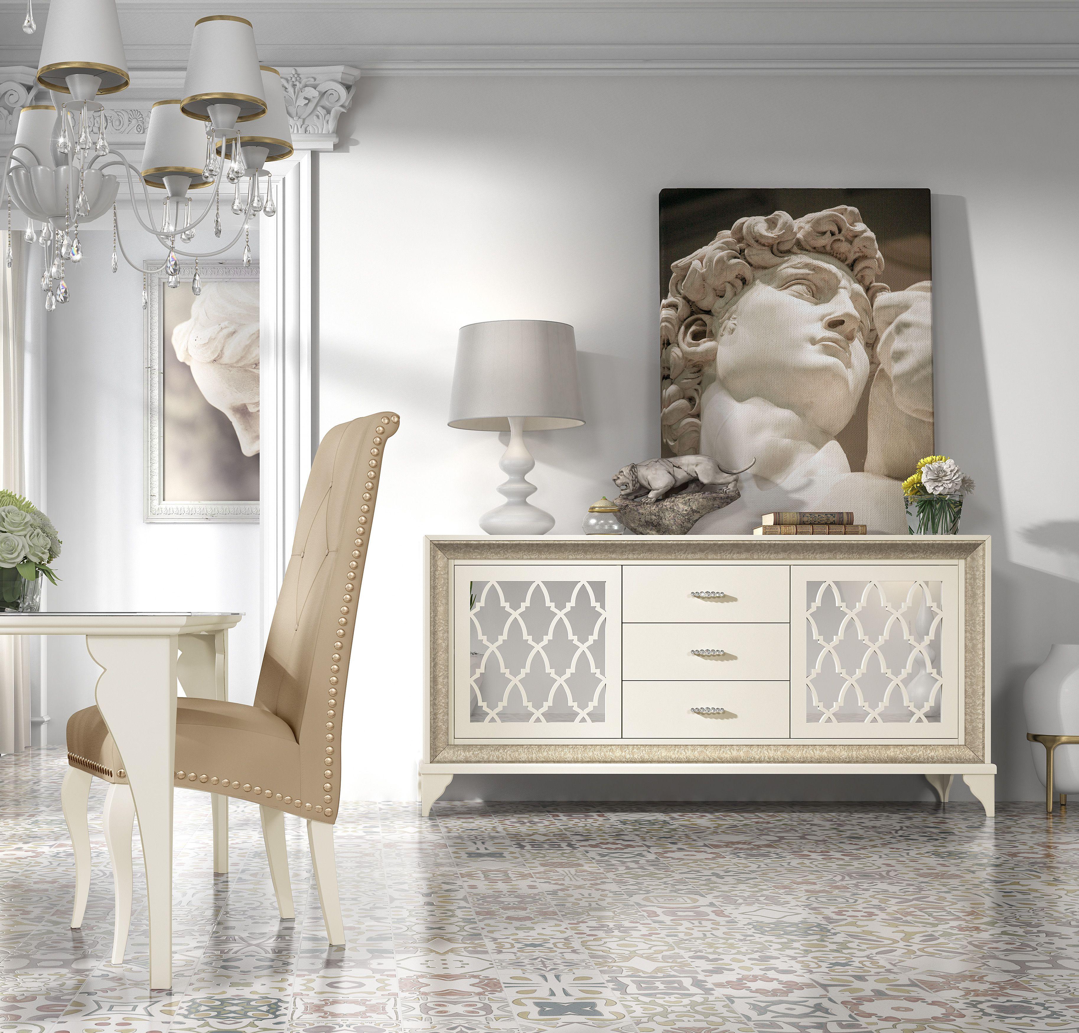 Aparador Con Celos A Y Detalles Exclusivos Que Aportan Elegancia Y  # Muebles De Pino Coghlan