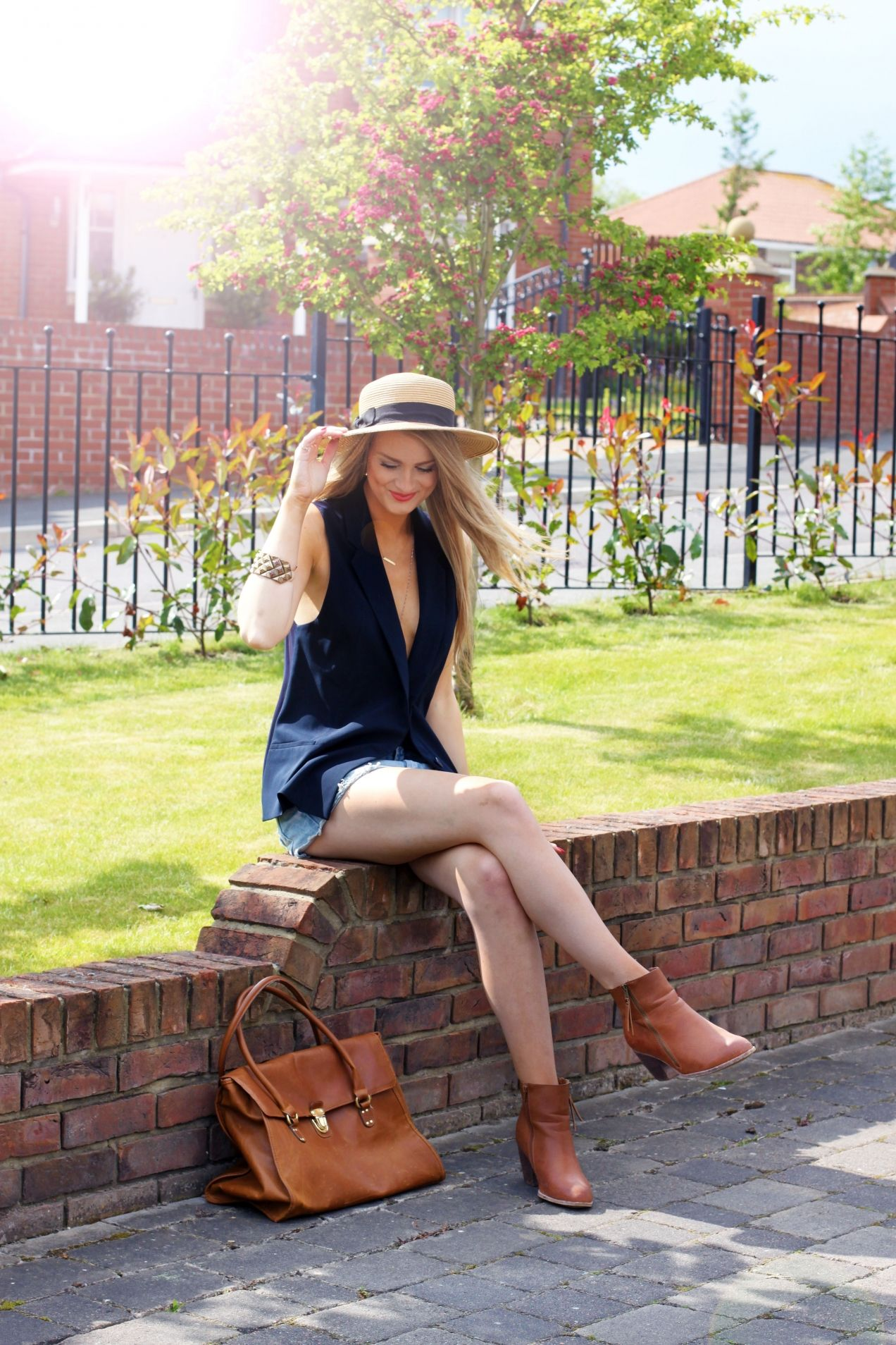 #HATGIRL by Nicki Elise Elwin of The Truth Diaries || #thetruthdiaries #ttd #zara #fashion #style #fashionblogger #fbloggers #fashionbloggers ||