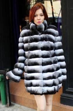 10 Best images about Chinchilla jacket chinchilla coat on
