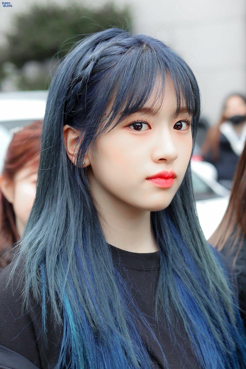 Puppy Love On Twitter Korean Hair Color Kpop Hair Hair Inspiration