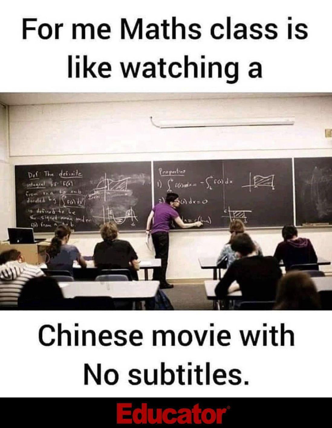 Educator Teachers Math Funny School Memes Latest Funny Jokes Math Memes Funny