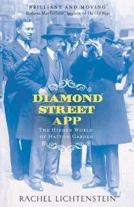 Free App Explores Hatton Garden, London's Diamond Street