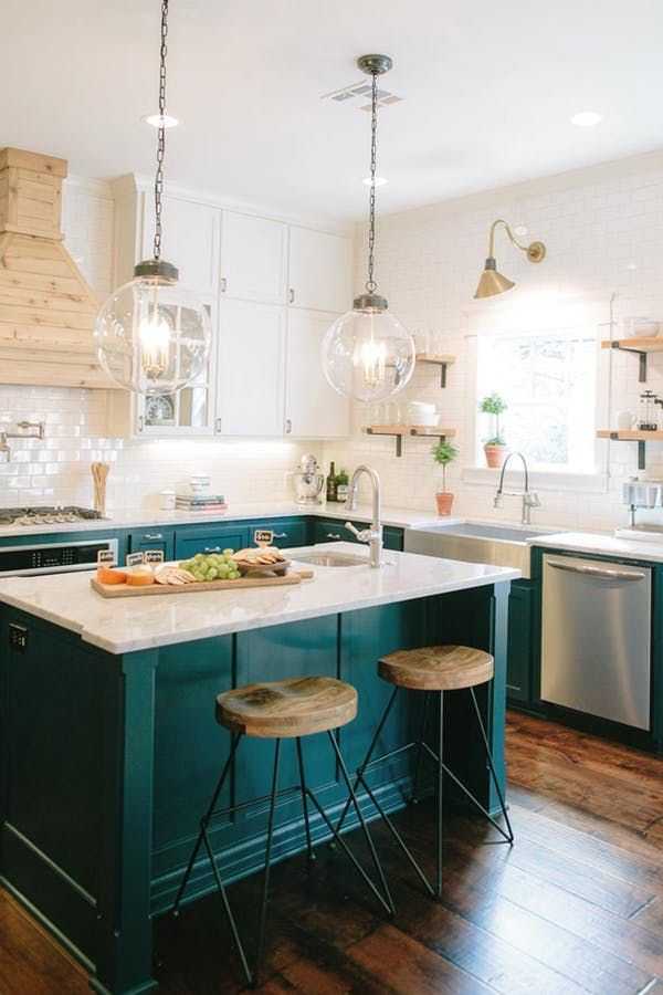 These Are The Best Things You Can Do For Your Kitchen According - Joanna gaines kitchen light fixtures