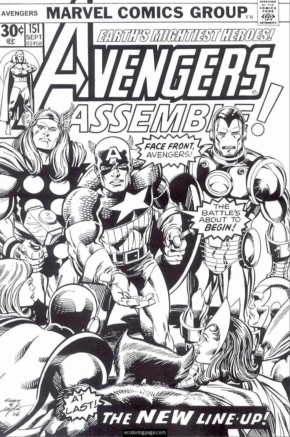 Marvel Coloring Books For Adults Coloring Book Marvel Superheroes Game Super Heroes In 2020 Avengers Coloring Avengers Coloring Pages Marvel Coloring