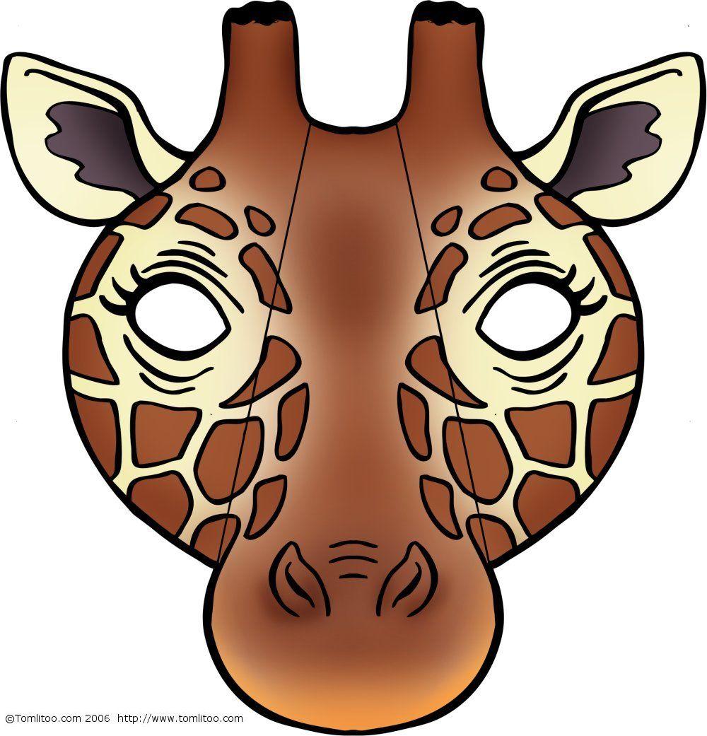 Masques d 39 animaux imprimer et colorier pour les enfants coloriage et cr ations enfants - Felin de la savane ...