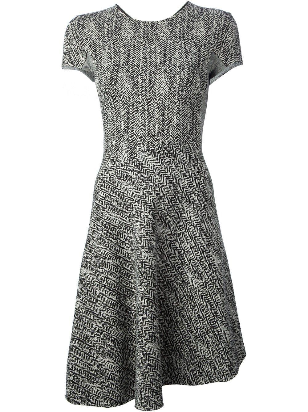 Stella McCartney herringbone tweed dress | šití - šaty (7 ...