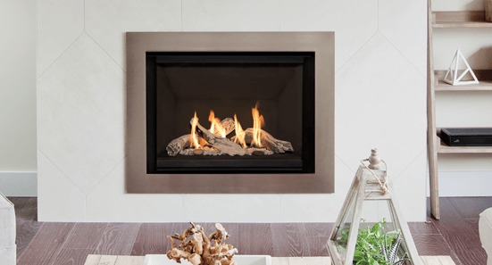 Image Result For Modernizing A Traditional Gas Insert Fireplace