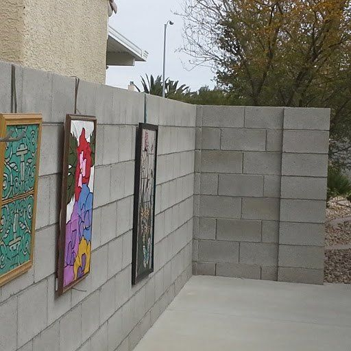 Bring Some Life to a Brick Wall (With images) | Brick wall ... on Life Outdoor Living Block id=72785