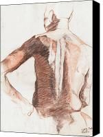 Wonderful study of the male figure by Lian Jaffe.
