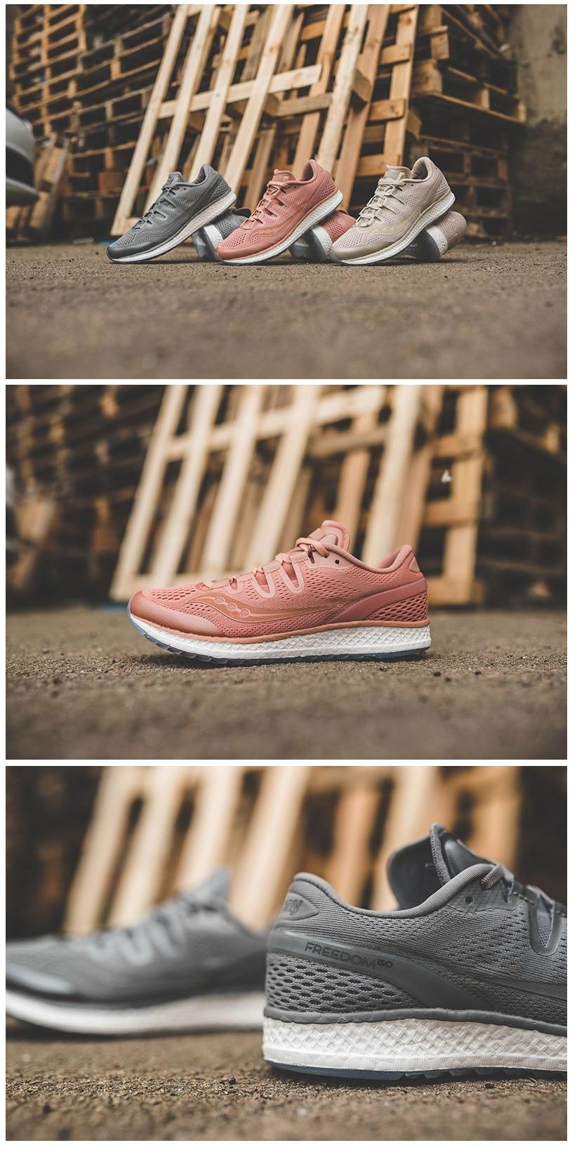 Saucony Freedom Iso Track And Field Shoes Running Sneakers Saucony