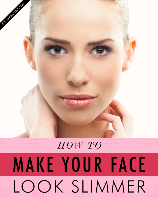 If your face is feeling a little rounder than you'd like, here are 5 professional makeup artist ...