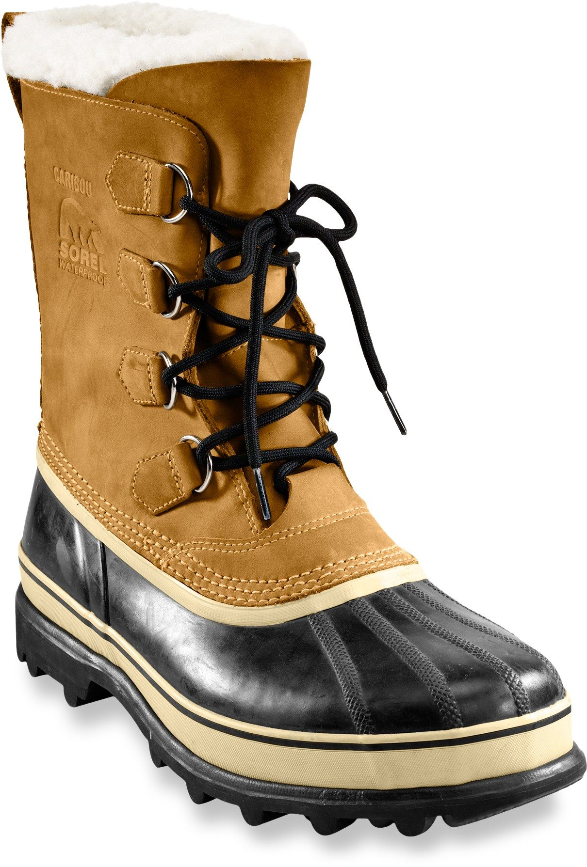 Sorel Caribou Winter Boots Men's | Zapatos, Cinturones, Botas