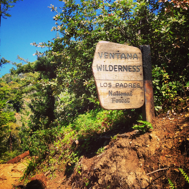 Ventana Wilderness   Wilderness, Los padres national ...