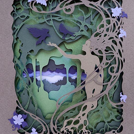 CUT PAPER | artbyhazelglass