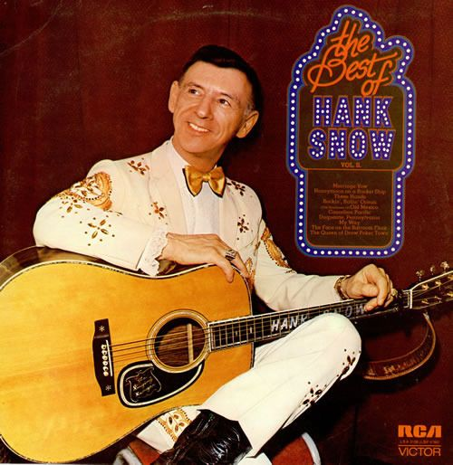 Hank Snow was definitely classic Nashville, notwithstanding his