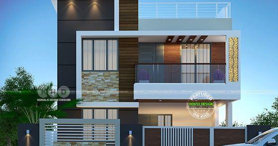 Modern Contemporary Indian Home Design By Unique Vozeli Com