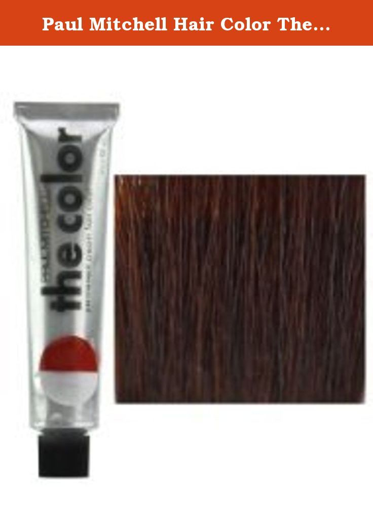 Paul Mitchell Hair Color The Color 6wm All Beauty Hair Color