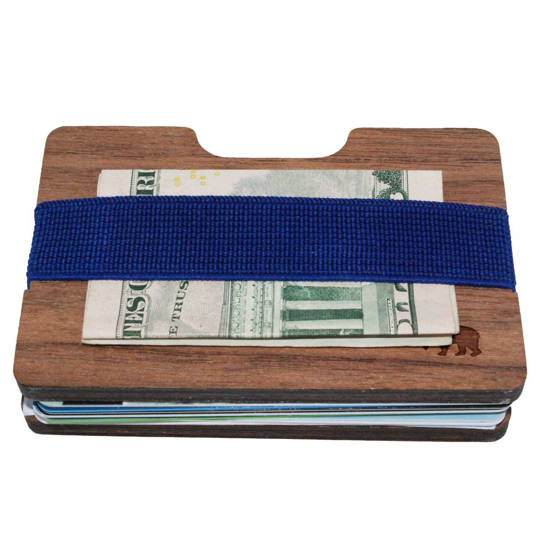 Leather Slimfold Wallet - AUTUMN CALLS MENS WALLET by VIDA VIDA 5fRI8gYJ