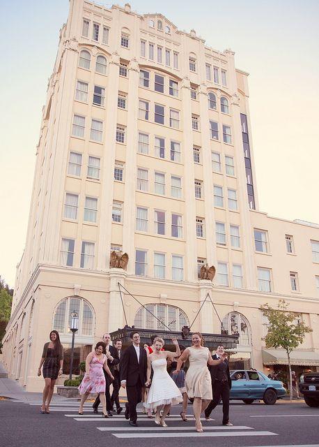 The Wedding Venue Ashland Springs Hotel In Oregon