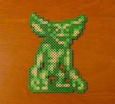 Gremlin perler design