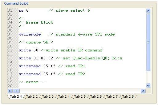 Spi Interface Tutorial Interface Tutorial Writing