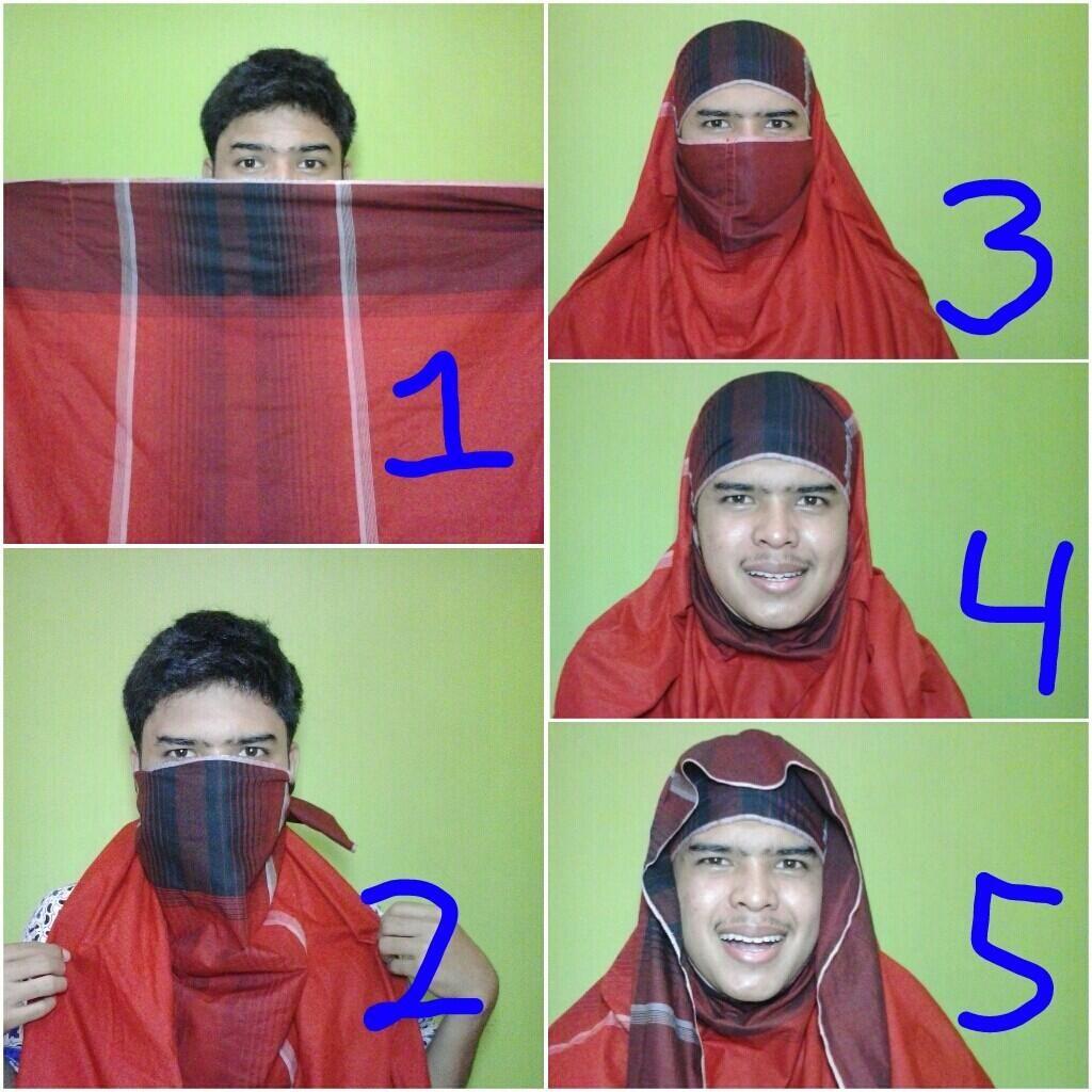 Tutorial Hijab Yang Horor Ngakak Kaskus The Largest