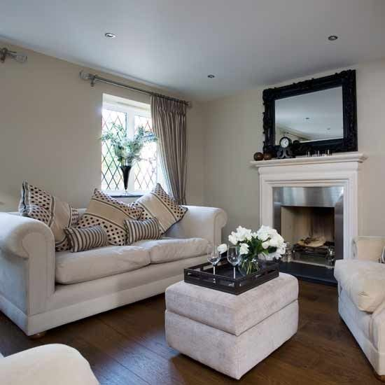 White Suede Sofas | Living Rooms | Living Room Ideas | Image |  Housetohome.co Part 63