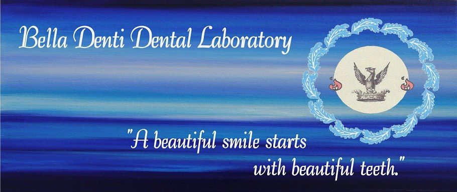 Bella Denti Dental Laboratory offers a full line of products to help you provide the best quality products for your patients. All of our products are covered by a limited five (5) year warranty. We also offer a 30 day money back guarantee on your first case ! Call 1-866-973-4800 Toll Free or visit us at www.belladentilab.com